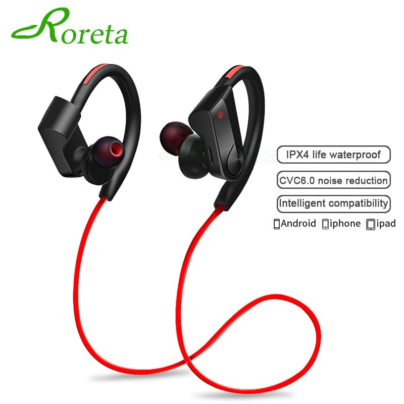 Roreta Mini auriculares inalámbricos Bluetooth K98 auriculares deportivos para correr auriculares bajos estéreo auriculares con micrófono para iPhone 11 Samsung