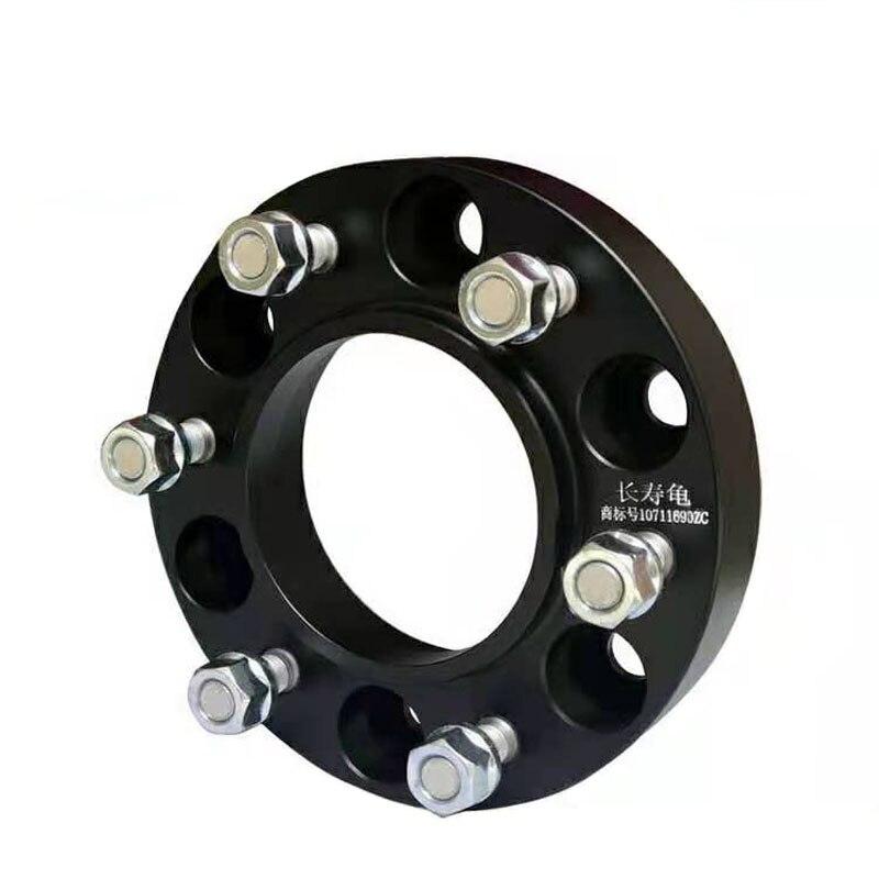 Separadores de rueda de aluminio 6x139,7 Hubcentric 67,1, adaptador de 25-38mm para...