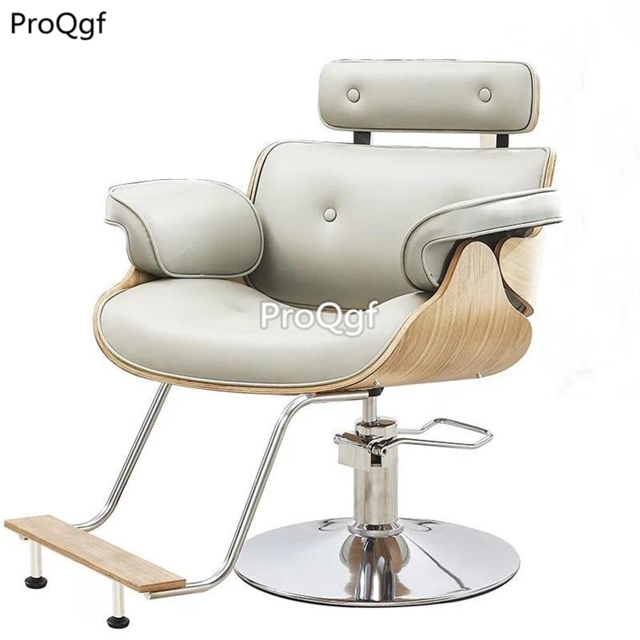 Кресло для салона Prodgf серебристое основание 1 комплект|Парикмахерские кресла| |