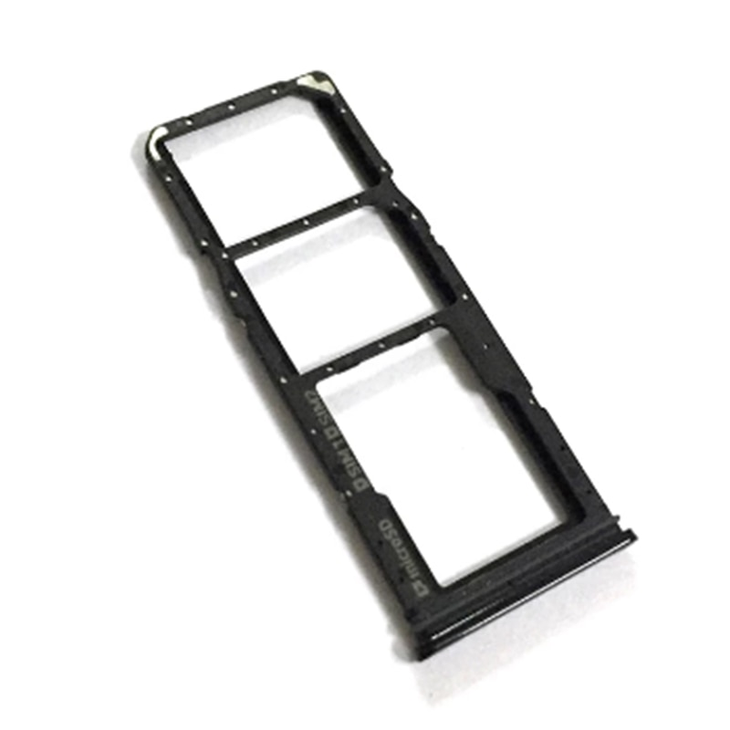 For Samsung Galaxy A9S A9200 A920F Slot Holder Dual SIM Card Tray SD Reader Socket