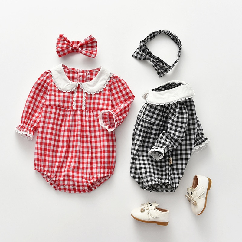 Yg Brand Children's Wear, New Baby One-piece Clothes In Spring And Summer 2021, Triangle Long Sleeve