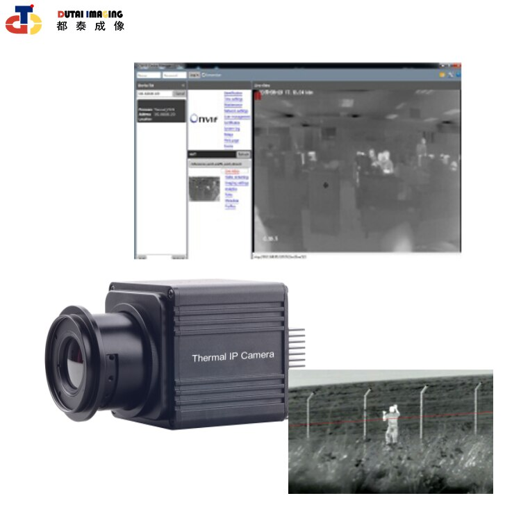 Factory Direct-selling Infrared Imager camera  Online Thermal camera for Industry enlarge