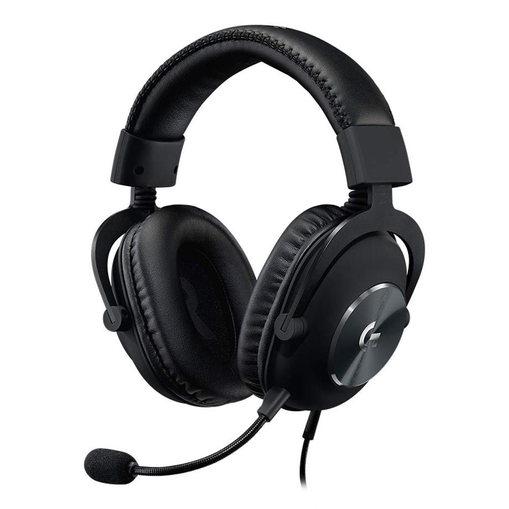 ¡Oferta! Auriculares G Pro X USB para juegos por cable Logitech, auriculares estéreo Hi-Fi Surround de 7,1 canales de voz azul con micrófono desmontable