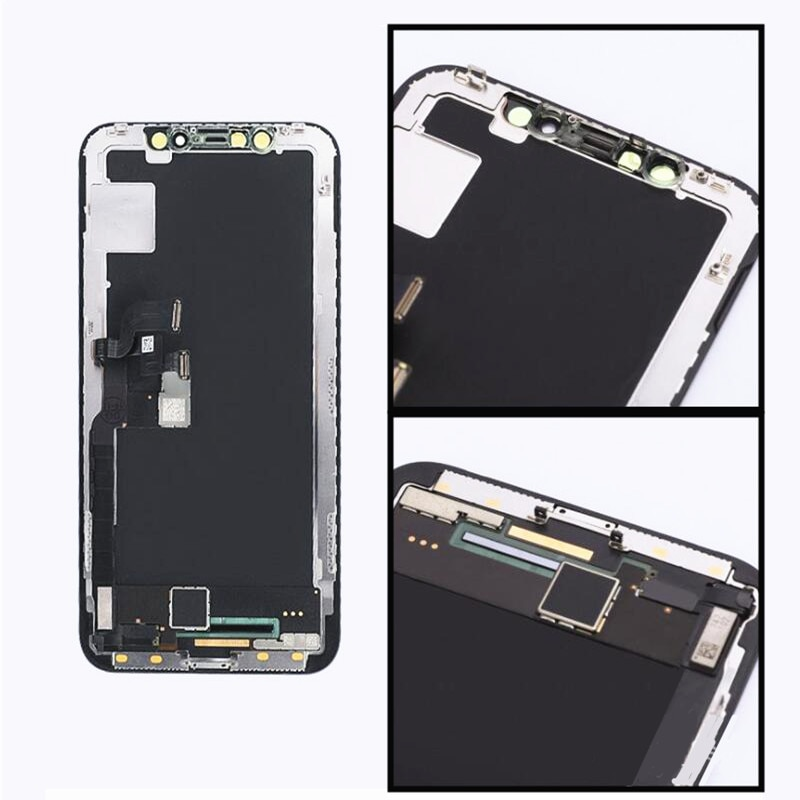 100% Tested AAA LCD Pantalla GW For iPhone X XS MAX 11Pro OLED Screen LCD Display Touch Screen Digitizer Assembly enlarge