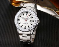 WAZ2114.BA0875 men watch quartz Top Brand Luxury men\'s watches tonneau Automatic Tourbillon   Aquaracer watches for men