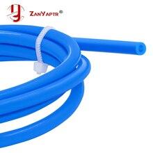 Tube PTFE Teflonto TL-Mangeoire hotend RepRap Rostock Extrudeuse Bowden 1.75mm filament ID1.9mmOD4mm Capricorne tube
