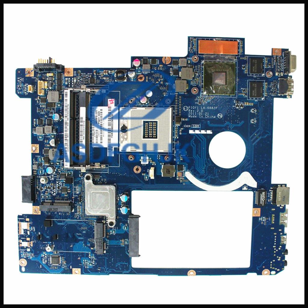 لينوفو y570 دفتر اللوحة N12P-GT1-A1 gt550m ddr3 LA-6882P 100% اختبار موافق