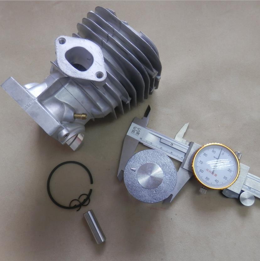 CS420 набор цилиндров для ECHO CS-420 CS-4200 4216 4000 4020 4216 4016 4100 3700 бензопила ZYLINDER ПОРШНЕВЫЕ КОЛЬЦА штырьковые зажимы в сборе