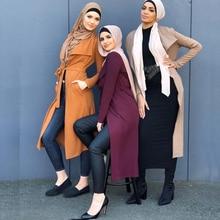 Plus Size Kint Kaftan Abaya Turkish Dubai Kimono Hijab Muslim Dress Cardigan Caftan Marocain Abayas For Women Islam Clothing