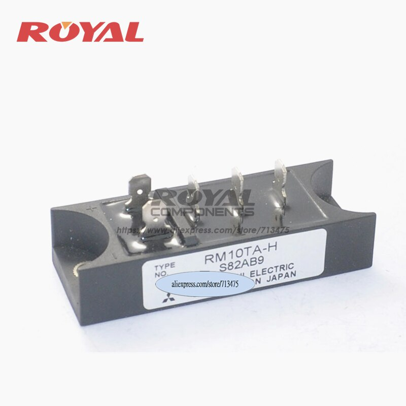 RM10TA-H  FREE SHIPPING ORIGINAL MODULE