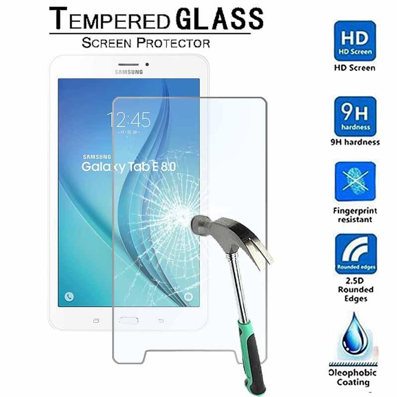 Для Samsung Galaxy Tab E 8,0 SM-T377 - 9H Премиум планшет Закаленное стекло Защитная пленка планшет samsung galaxy tab e 9 6 sm t 561 n белый