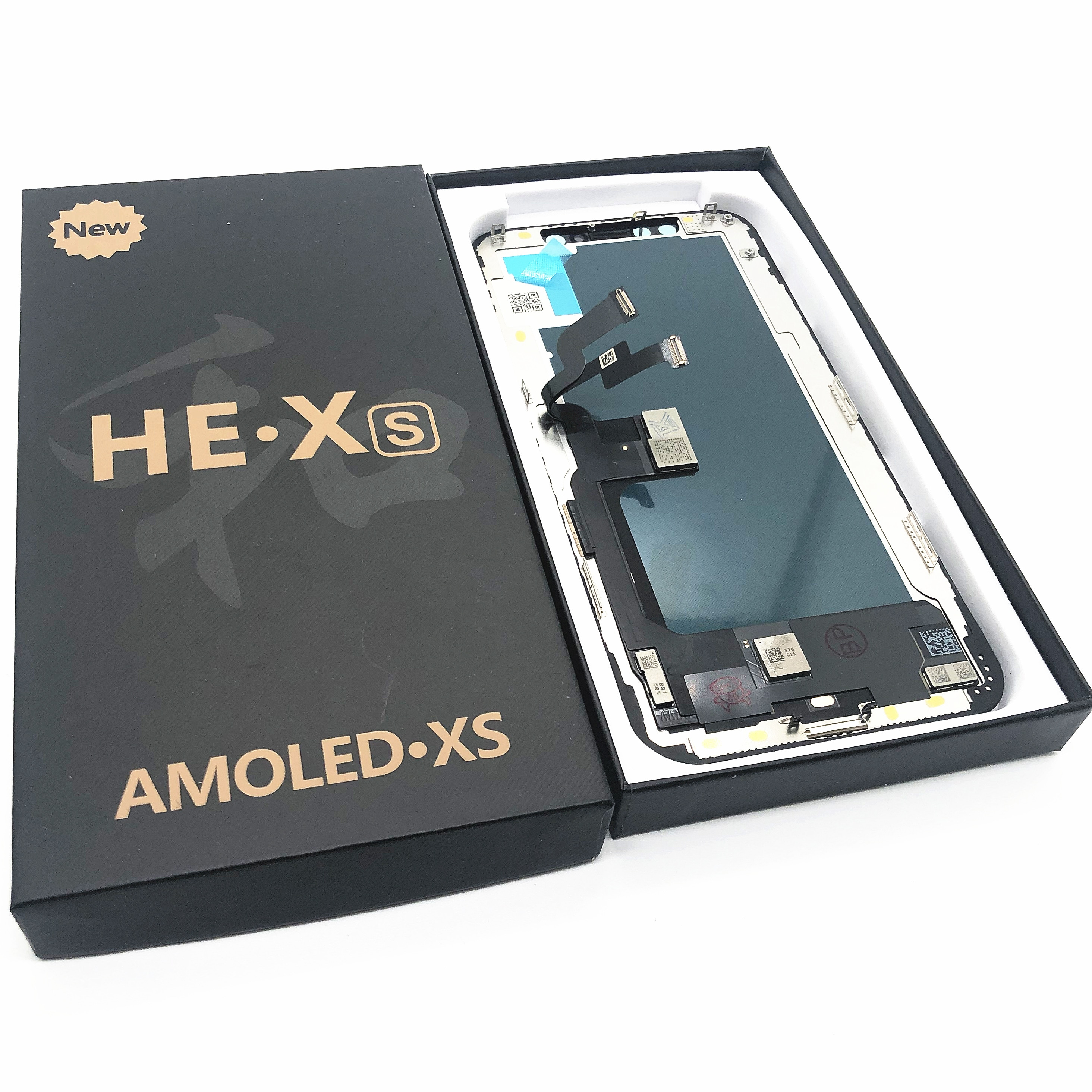 HE GX Pantalla OLED Incell LCD Display For iPhone X 11 LCD Display Touch Screen Digitizer Assembly For iPhoneX 12 Pro XSMax XR enlarge