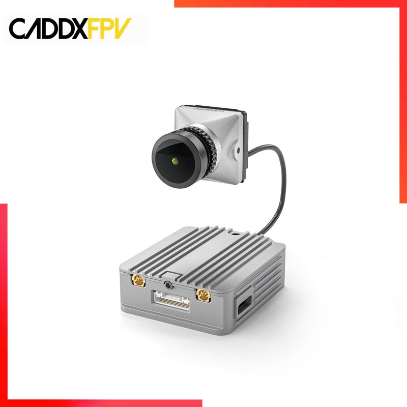 CADDX وحدة الهواء القطبية عدة النجوم الرقمية HD FPV نظام استخدام الأصلي DJI FPV وحدة الهواء وحدة 720p / 60fps 800 واط بكسل عدسة