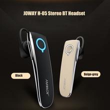 Joway H05 واحدة الأذن بلوتوث واحد الأذن سماعة رأس بمايكروفون HD صوت نقاش سماعات لاسلكية يطول سماعة