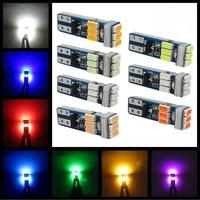 50pcs 100pcs t5 led w3w meter bulb instrument dash lights 73 74 17 27 auto interior neo wedge dashboard dash side lamp signal