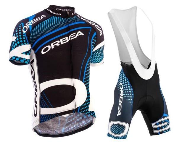 Jersey de Ciclismo Orbea de verano 2019 conjunto de manga corta Maillot Ropa de Ciclismo de secado rápido MTB Ropa de Ciclismo