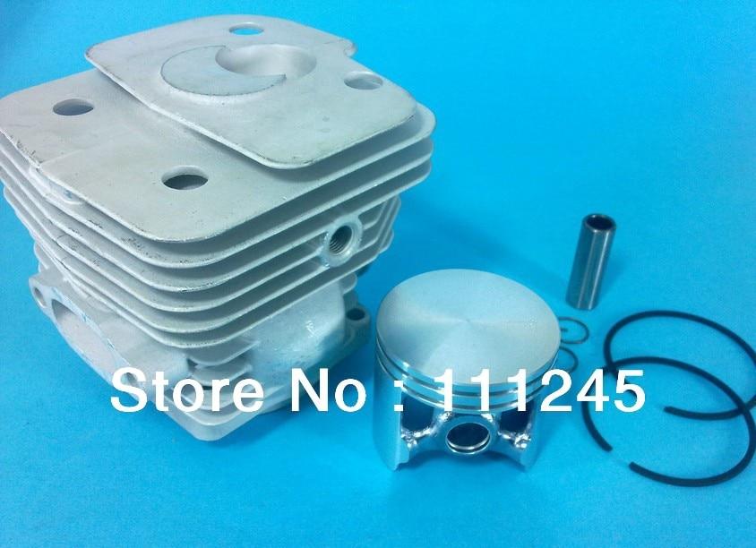 KIT de cilindros de 56MM para HUS. Sierra de hormigón K950 ZYLINDER montaje con anillo de pistón PIN montaje con pasadores REPL. #506 15 55-06