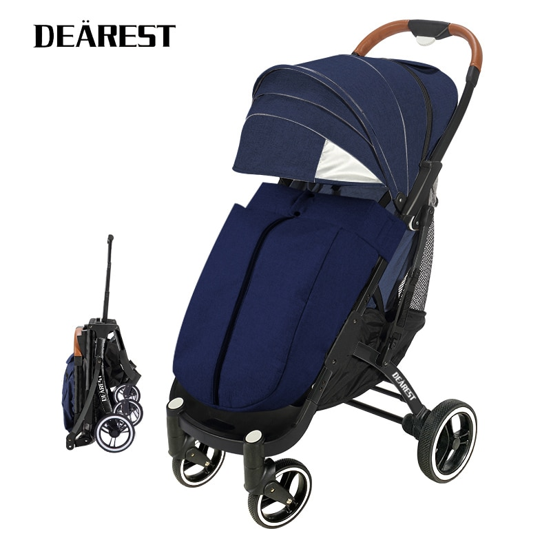 Dearest Pro 2021 New Baby Stroller Double-Sided,Free Shipping In Four Seasons