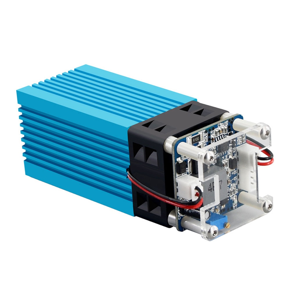 40W High Power Module 5.5W 450nm High Precision Engraver Printer With Slide Module Can Achieve High-Efficiency Engraving enlarge