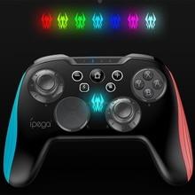 iPega PG-9139 Controller Wireless Bluetooth Gamepad Joystick Gaming Joypad Joy Pad For Nintendo Switch Pro Android PC Win7 Win10