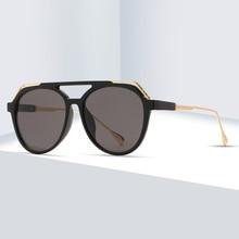 2020 Fashion Pilot Sunglasses Lady Men Top Brand Designer Retro Fishing Sunglasses Lady Oculos De So