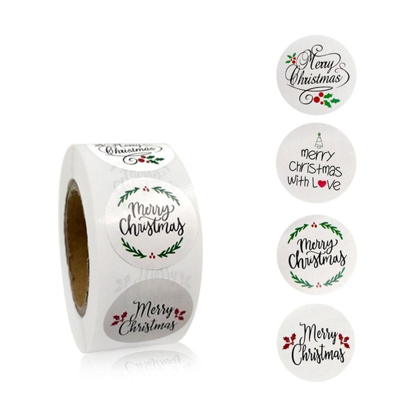 500-uds-rollo-calcomania-merry-christmas-regalo-decoracion-de-navidad-etiqueta-roja-verde-navidad-producto-de-estilo-etiqueta-adhesiva-embalaje