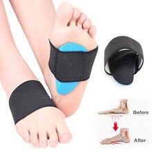 Soletta plantare plantare supporto arco 2.3CM per donna uomo correzione piede piatto tipo X/O gamba scarpa cuscino inserto mezzo Pad ortopedico