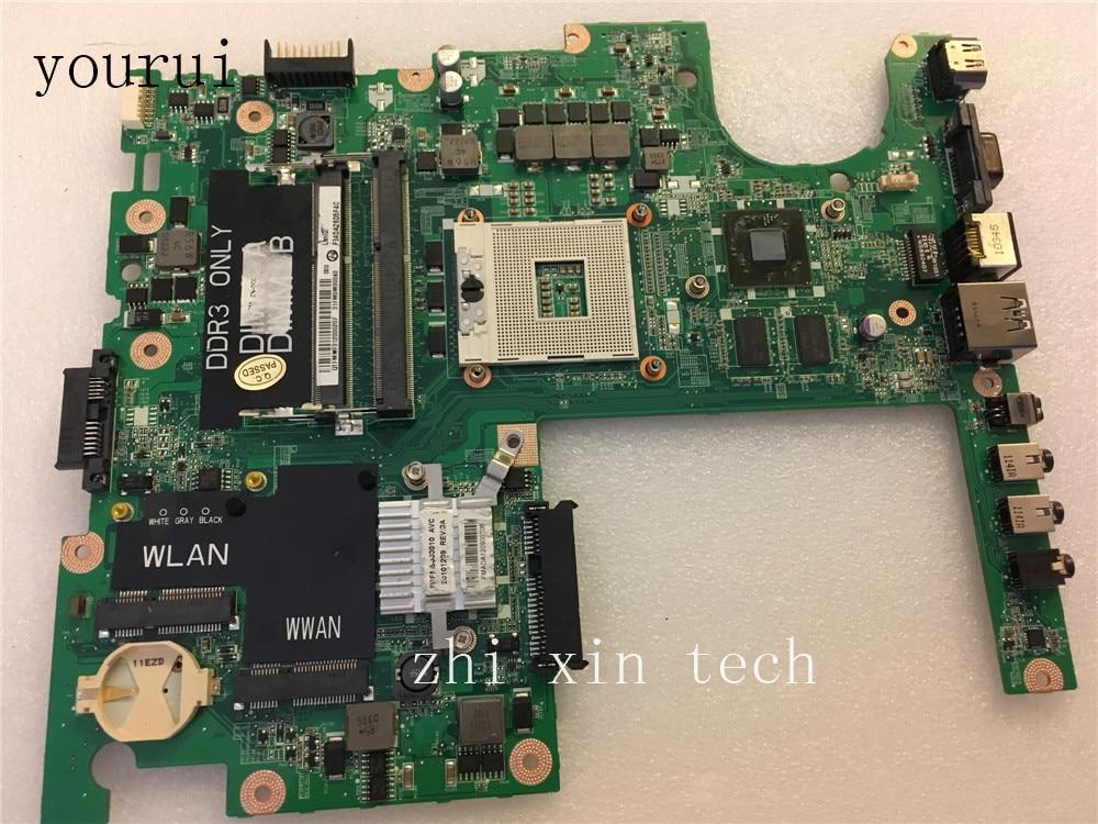 Yourui لأجهزة الكمبيوتر المحمول Dell 1557 اللوحة الأم davm9mb8d0 DDR3 اختبار كامل موافق
