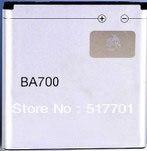 ALLCCX batería BA700 para Sony Ericsson Xperia Neo MT15i MK16i LT16i ST18i...