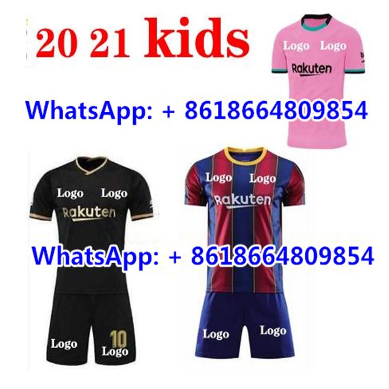 Camiseta De fútbol para hombre, Camiseta De 20, 21, 22, Messi, kit...