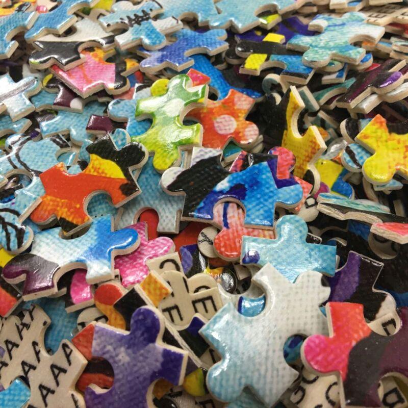 1000 Pieces Cozy farm Puzzles Wooden Jigsaw Puzzles Floor Puzzle 23GD