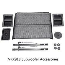 Finlemho 18 pouces DJ haut-parleur armoire VRX gréement accessoires Subwoofer pour JBL918S professionnel Audio mélangeur Home cinéma karaoké