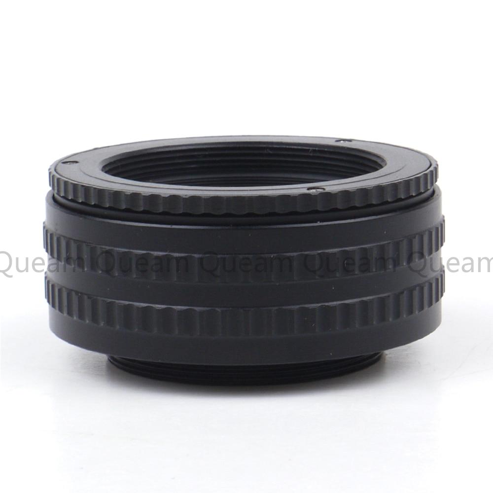 Pixco M39 Objektiv zu M42 Kamera Einstellbare Fokussierung Helicoid Ring Adapter 25-55mm Macro Extension Tube M39-M42