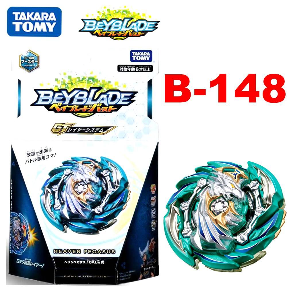 2020 envío gratis listo Stock Original Takara Tomy Beyblade explosión GT B-148 de El Cielo Pegasus.10P! Lw Sen