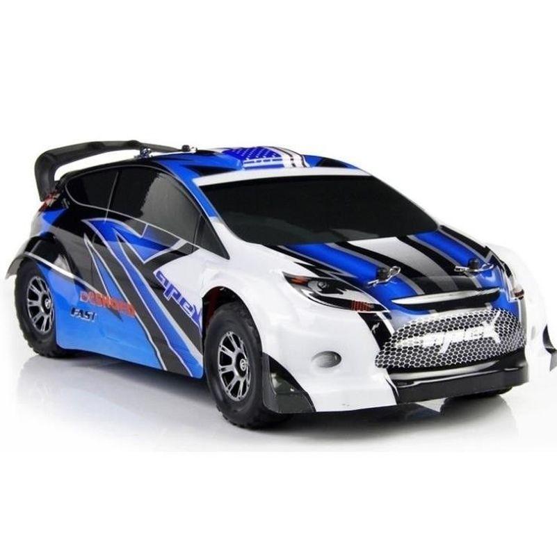 2020 novo carro de alta velocidade rc wltoys 1/18 50km/h alta velocidade carro de corrida 4wd fora de estrada controle remoto carro elétrico rtr rc brinquedos