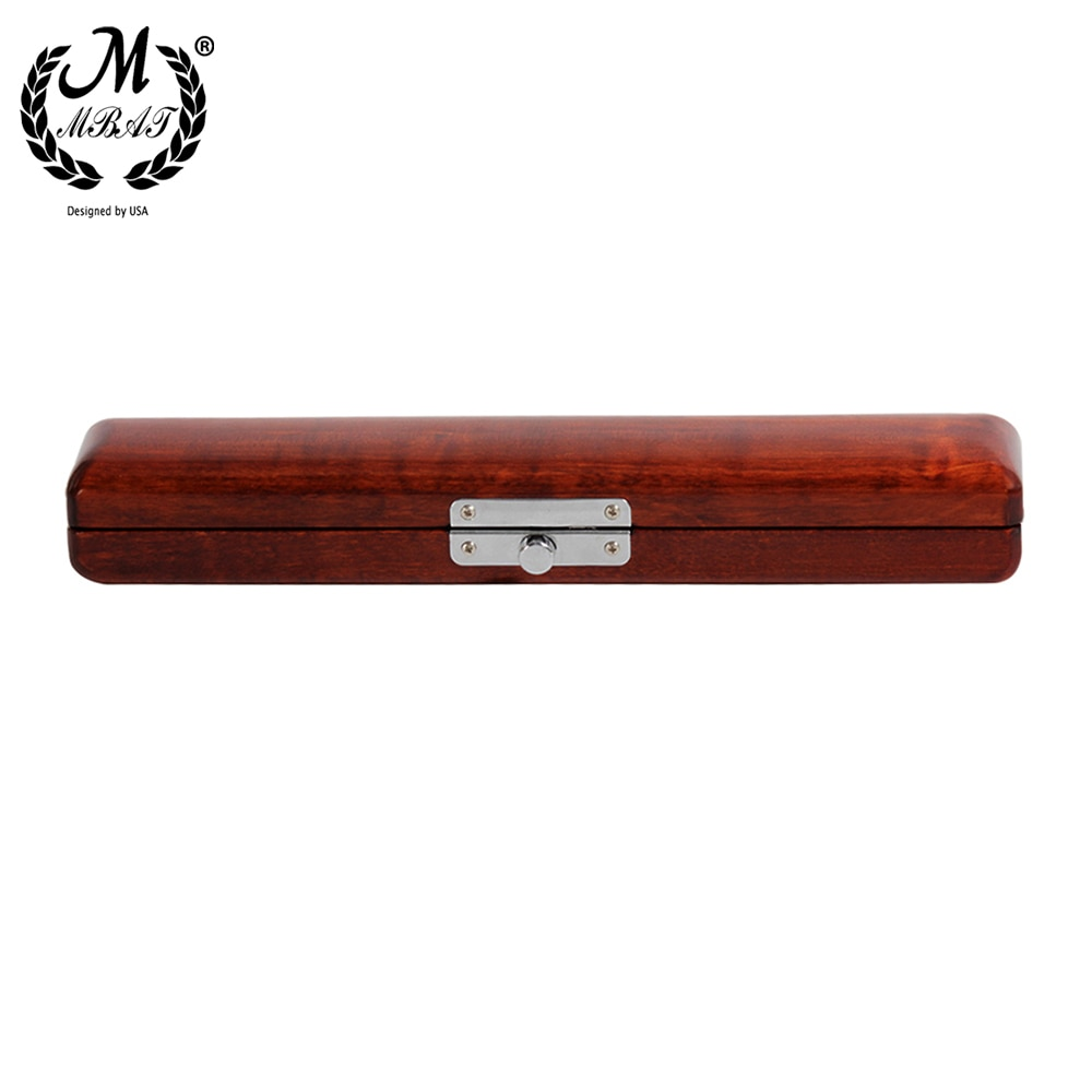 m giuliani grand duo concertant for guitar and flute op 130 M MBAT Hot Sale Concert Flute Head Case Wooden Flute Holder Box Solid Walnut Wood Instrument Accessories for Storing Flute Head