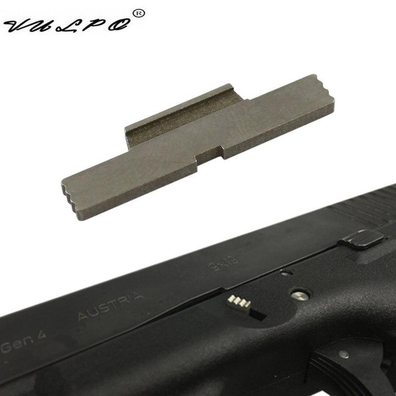 Palanca de liberación de bloqueo deslizante extensible VULPO para todos los modelos Glock