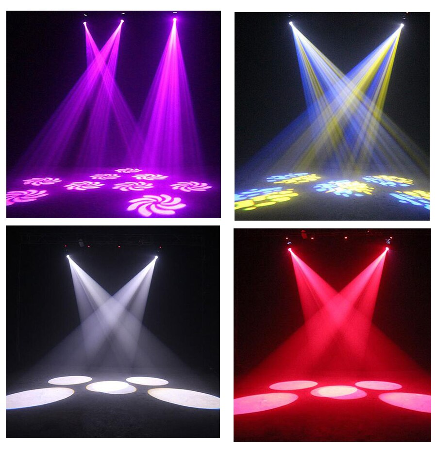 Ya Yao-مصباح المرحلة LED 60W ، نمط الشعاع ، مناسب لشريط KTV ، نادي DJ ، ديسكو بالاهتزاز