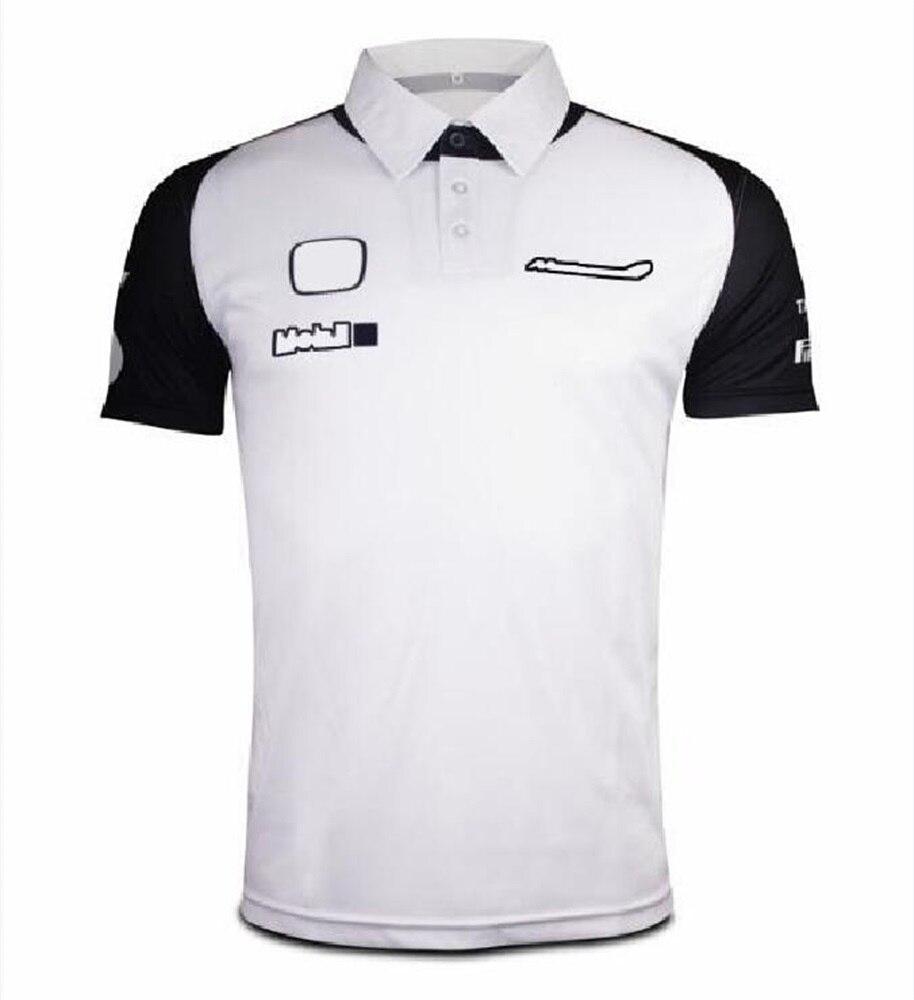 Moto Racing Locomotive Polo Shirt Short T Off-road Shirt Motorcycle Cultural Shirt Riding Short Sleeve Lapel T-shirt polo t shirt ringspun polo t shirt