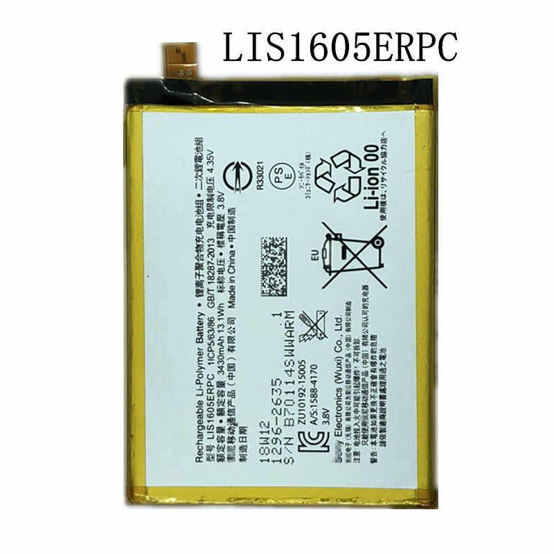 Batería De Repuesto Para Sony Xperia Z5 Premium Z5p Dual E6853 E6883 3430mah Lis1605erpc Nueva Baterías Para Teléfonos Móviles Aliexpress