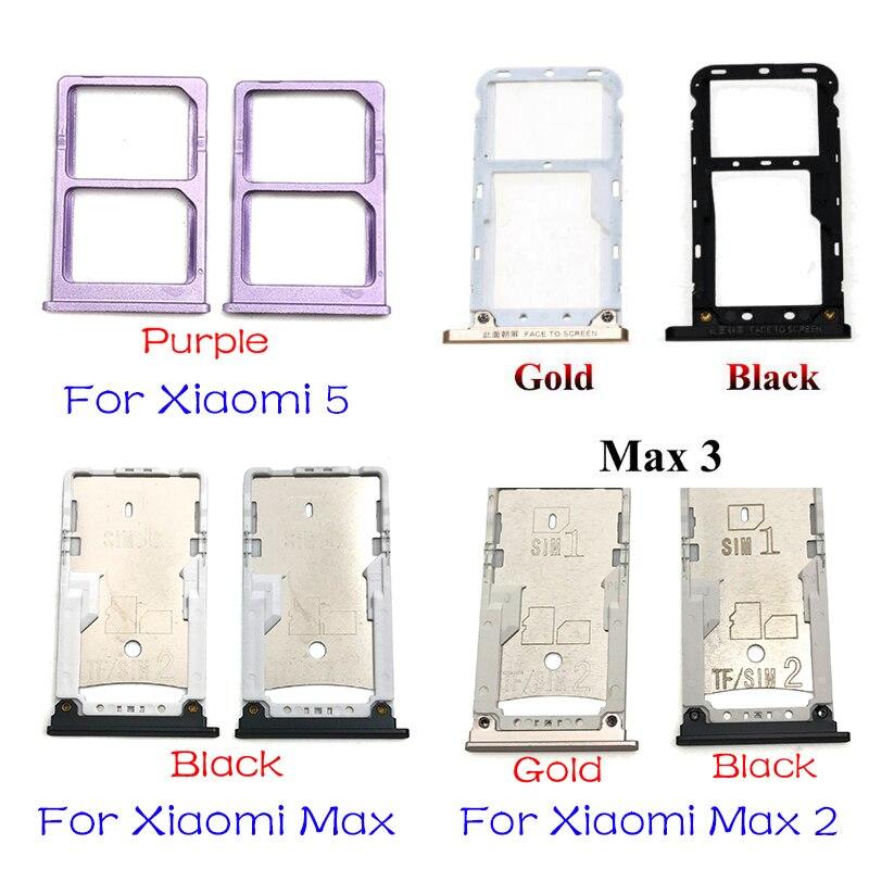 Держатель слота для sim-карты, адаптер, аксессуары для Xiaomi Mi Max 2 3 Pocophone F1