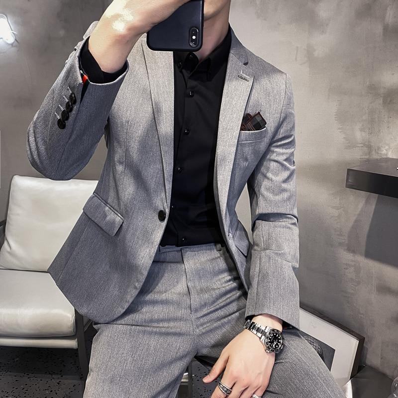 Chaqueta informal holgada de manga larga para hombre, cárdigan para oficina, entallado,...