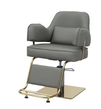 Чистая как у знаменитостей парикмахерские кресла волос салон специальные стрижки волос стул high-end Лифт парикмахер магазин простой современ...