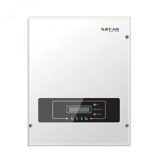 Inversor solar en red de 5000w 5 kW para sistema doméstico