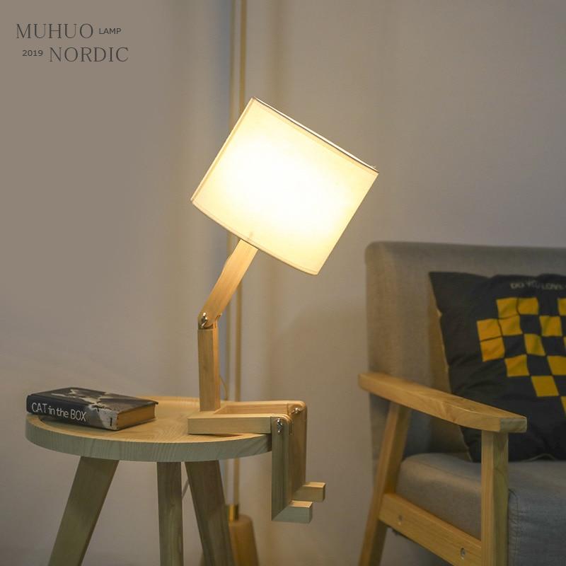 Interruptor Magnético de equilibrio inteligente creativo LED lámpara de luz de noche de mesa para Halloween luces de Navidad decoración alimentada por USB
