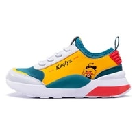 qq world 2021 new children outdoor sport running shoes boy girl sneaker fashion casual footwear breathable non slip comfortable