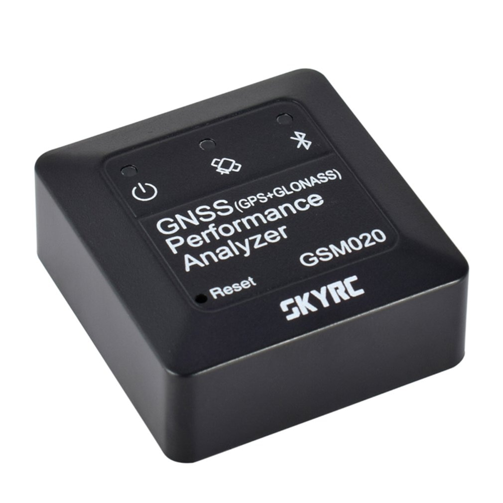 SKYRC SK-500023-02 GSM020 GNSS Performance Analyzer With Reset Switch Linear Acceleration Mode Track Mode And Flight Mode
