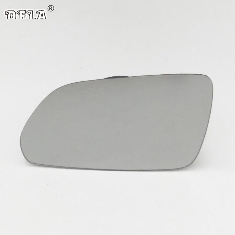 Para Skoda Octavia MK2 A5 2004 2005 2006 2007 2008 estilo de coche ala calentada lado del espejo lado del conductor izquierdo