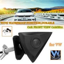 Voiture vue de face caméra Logo CCD HD étanche 170 degrés pour VW Volkswagen GOLF Jetta Touareg Passat Polo Tiguan Bora