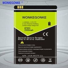 WONKEGONKE 3500mah BT95S Battery for ZOPO ZP900 zp910 zp908 zp900s zp900h hero h9300+ h9500